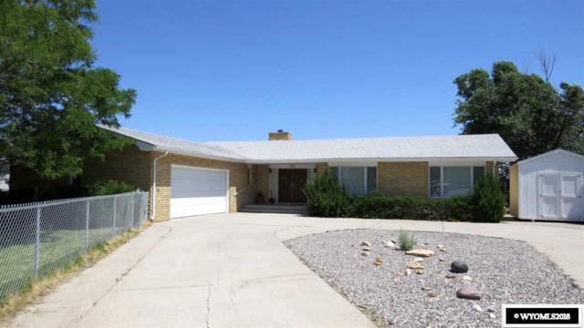 133 Cedar Ridge, Thermopolis, WY 82443 (MLS #20183597) :: Lisa Burridge & Associates Real Estate