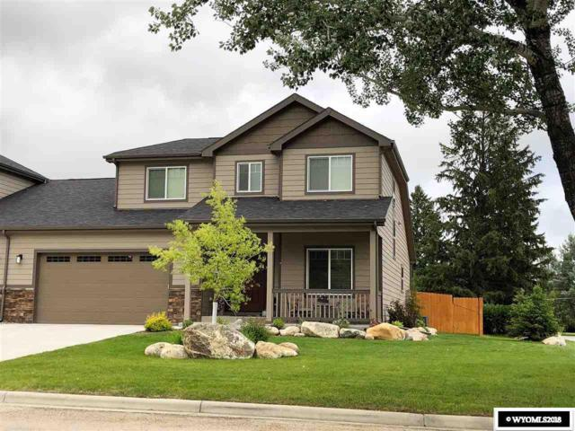 460 W Hart Street, Buffalo, WY 82834 (MLS #20183604) :: Lisa Burridge & Associates Real Estate