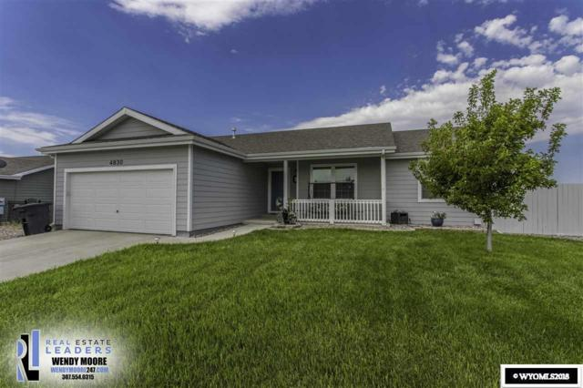 4830 Turpin, Bar Nunn, WY 82601 (MLS #20183605) :: Lisa Burridge & Associates Real Estate
