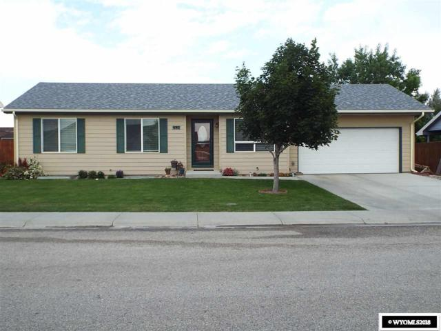 2128 Mandan Trail, Bar Nunn, WY 82601 (MLS #20183617) :: Lisa Burridge & Associates Real Estate