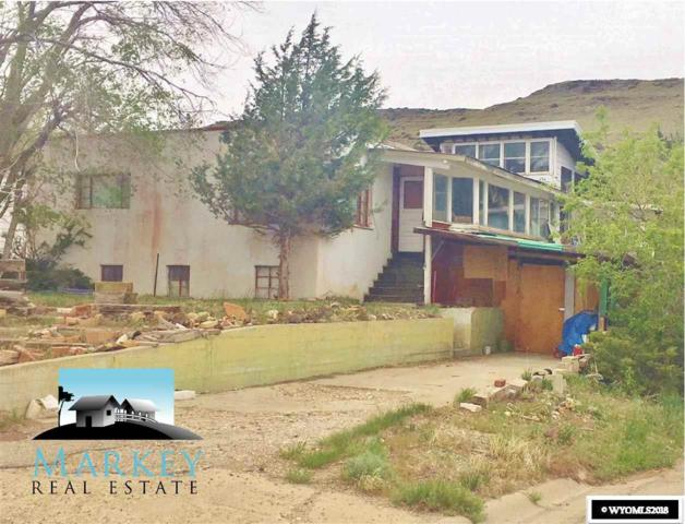 1306 11th Street, Rawlins, WY 82301 (MLS #20183633) :: Real Estate Leaders