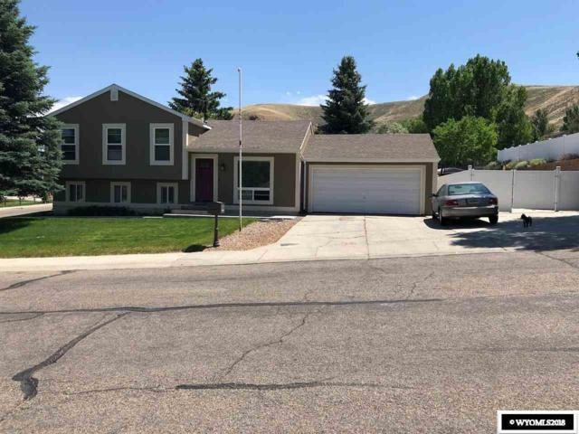 540 Delaware Pl, Green River, WY 82935 (MLS #20183635) :: RE/MAX The Group