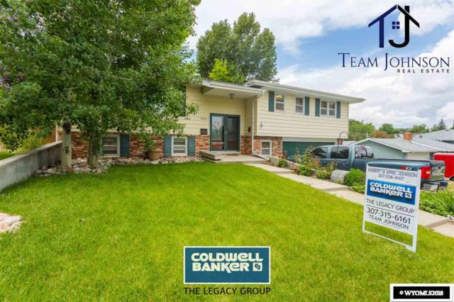 3220 Green Meadows Drive, Casper, WY 82604 (MLS #20183639) :: RE/MAX The Group
