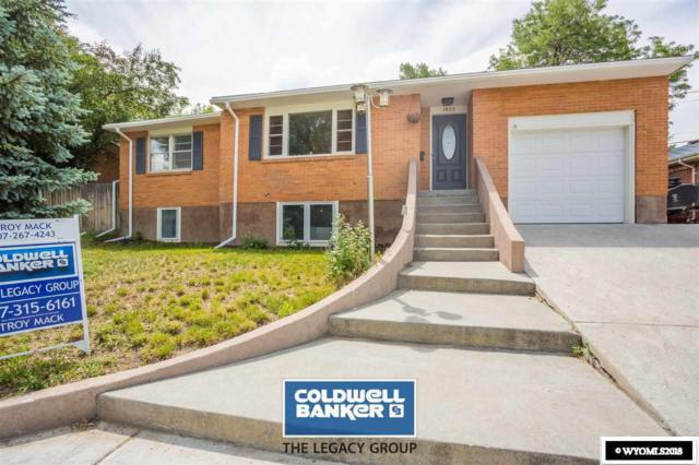 1925 Hyview Drive, Casper, WY 82604 (MLS #20183642) :: RE/MAX The Group