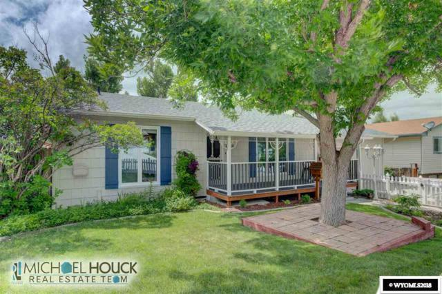 364 Indian Paintbrush, Casper, WY 82604 (MLS #20183645) :: RE/MAX The Group