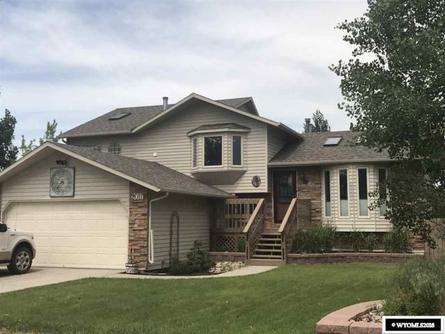 2017 Begonia, Casper, WY 82604 (MLS #20183653) :: Lisa Burridge & Associates Real Estate