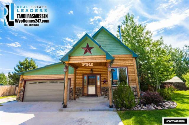 2109 Piney Creek, Casper, WY 82604 (MLS #20183659) :: Lisa Burridge & Associates Real Estate