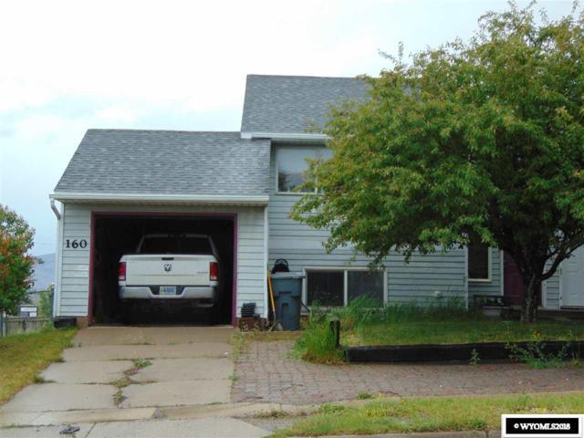 160 Barrett Avenue, Evanston, WY 82930 (MLS #20183665) :: Lisa Burridge & Associates Real Estate