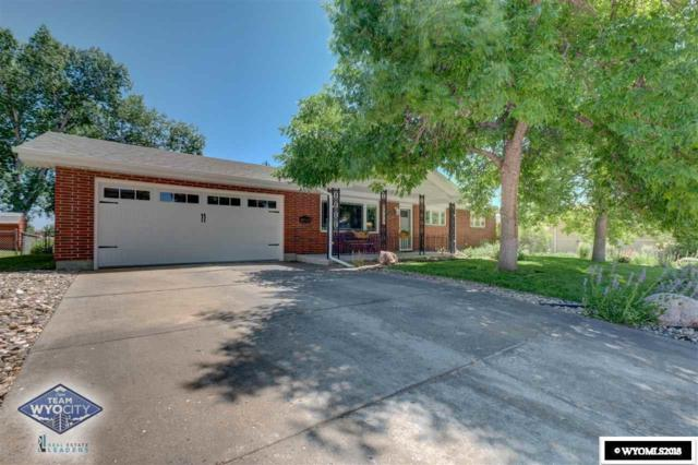 439 S Illinois, Casper, WY 82609 (MLS #20183667) :: Lisa Burridge & Associates Real Estate