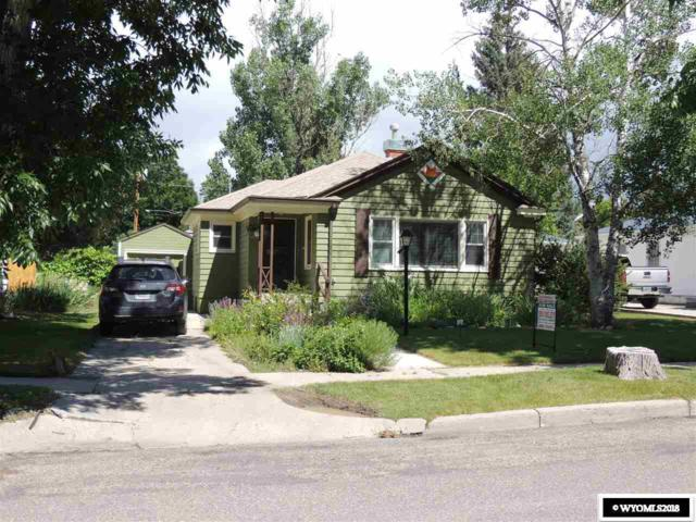 1539 S Walnut Street, Casper, WY 82601 (MLS #20183669) :: Lisa Burridge & Associates Real Estate