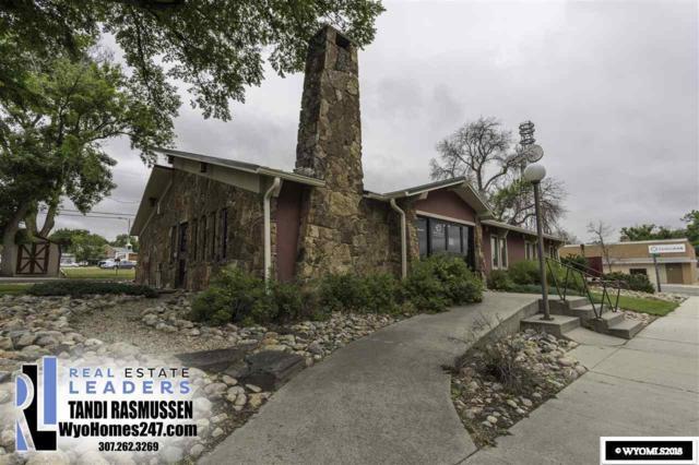 135 S 3rd Street, Douglas, WY 82633 (MLS #20183673) :: Lisa Burridge & Associates Real Estate