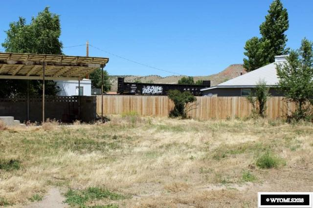310 S 3rd Street, Thermopolis, WY 82443 (MLS #20183683) :: RE/MAX The Group