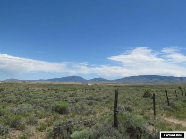 Tract 7B Mountain View Estates #2, Saratoga, WY 82331 (MLS #20183684) :: RE/MAX The Group