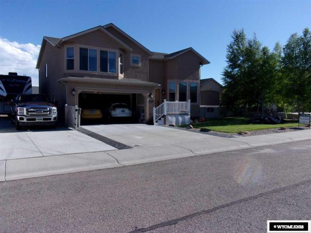2700 Affirmed Dr, Rock Springs, WY 82901 (MLS #20183701) :: Lisa Burridge & Associates Real Estate