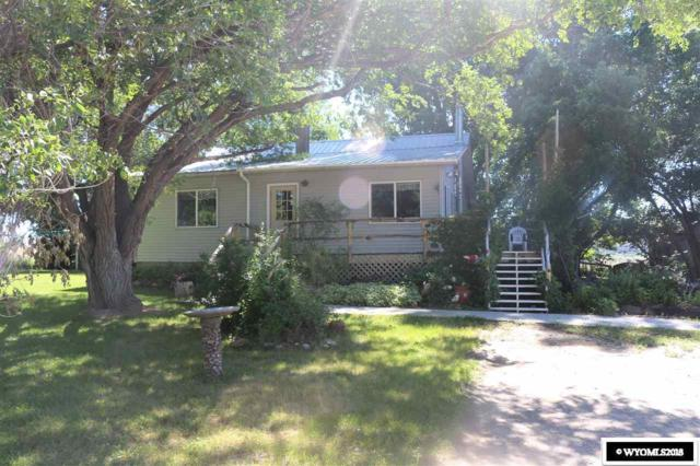 743 Winchester Road, Worland, WY 82401 (MLS #20183709) :: RE/MAX The Group