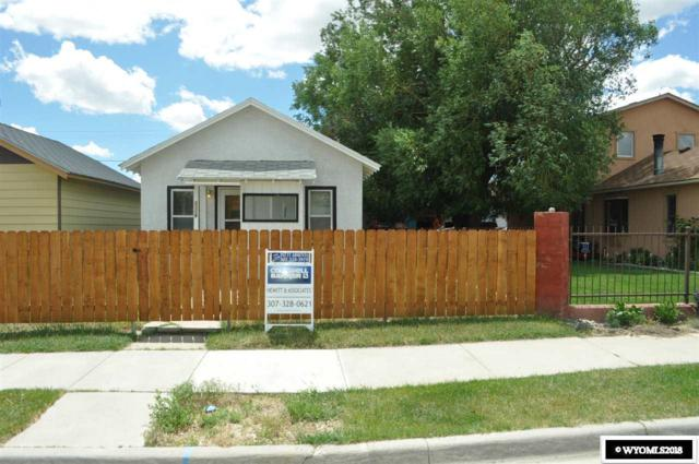 530 W State, Rawlins, WY 82301 (MLS #20183720) :: RE/MAX The Group