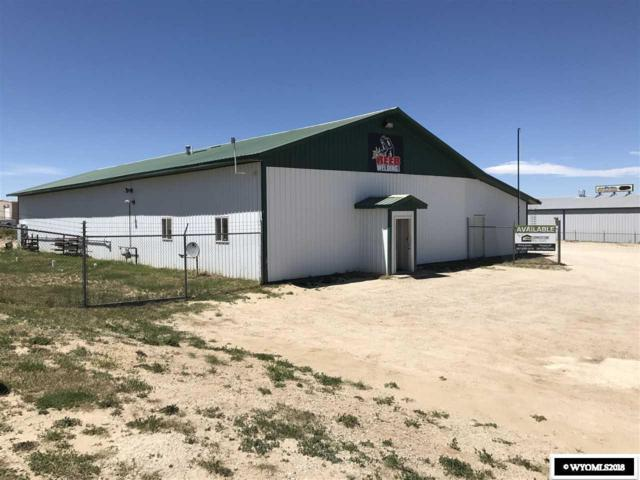 2050 Gypsum, Casper, WY 82604 (MLS #20183739) :: RE/MAX The Group