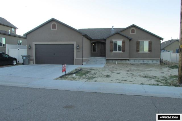 3401 Homestead Avenue, Rock Springs, WY 82901 (MLS #20183757) :: Lisa Burridge & Associates Real Estate
