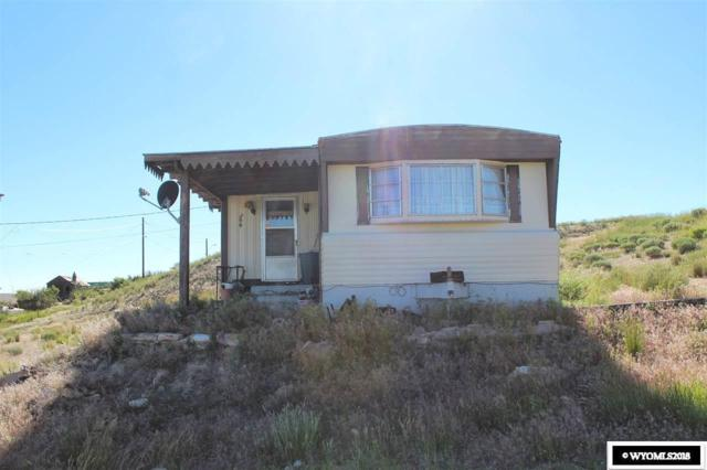 206 West Ave, Hanna, WY 82327 (MLS #20183769) :: Lisa Burridge & Associates Real Estate