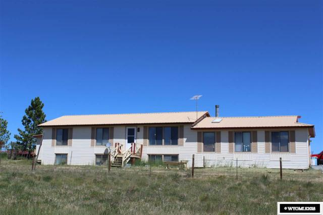 167 Threemile  Rd Road, Millburne, WY 82933 (MLS #20183774) :: Lisa Burridge & Associates Real Estate