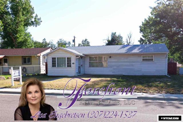 1502 Fetterman Avenue, Casper, WY 82604 (MLS #20183792) :: Lisa Burridge & Associates Real Estate
