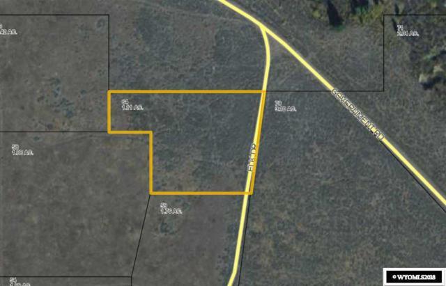 Lot 64 Long Creek Subdivision, Dubois, WY 82513 (MLS #20183813) :: Lisa Burridge & Associates Real Estate