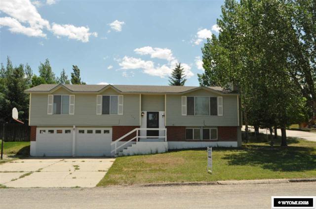 122 Clark Street, Hanna, WY 82327 (MLS #20183827) :: Lisa Burridge & Associates Real Estate