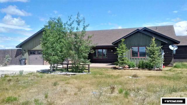 27 Mule Shoe Road, Pinedale, WY 82941 (MLS #20183847) :: Lisa Burridge & Associates Real Estate