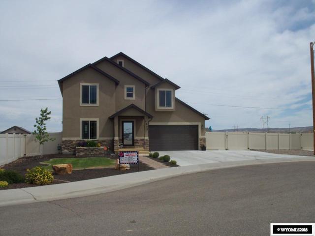 1335 Pronghorn Drive, Rock Springs, WY 82901 (MLS #20183867) :: Lisa Burridge & Associates Real Estate