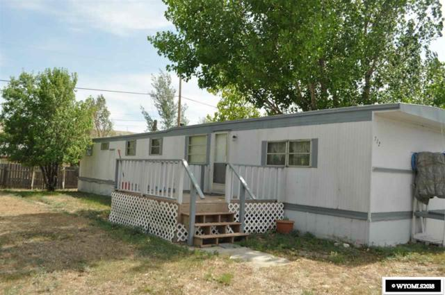 708 S Front, Rawlins, WY 82301 (MLS #20183890) :: Real Estate Leaders