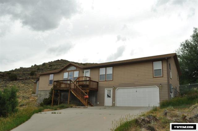 1410 Mountain View Boulevard, Rawlins, WY 82301 (MLS #20183891) :: Lisa Burridge & Associates Real Estate
