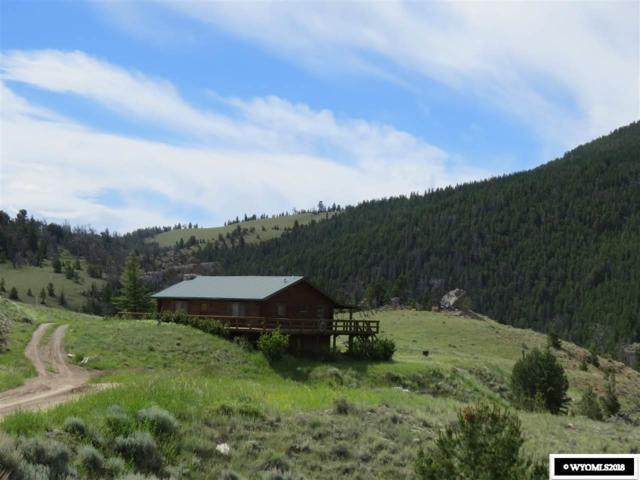 1 Spring Creek Road, Dubois, WY 82513 (MLS #20183897) :: RE/MAX The Group