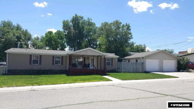 203 W Deer Street, Glenrock, WY 82633 (MLS #20183910) :: Lisa Burridge & Associates Real Estate