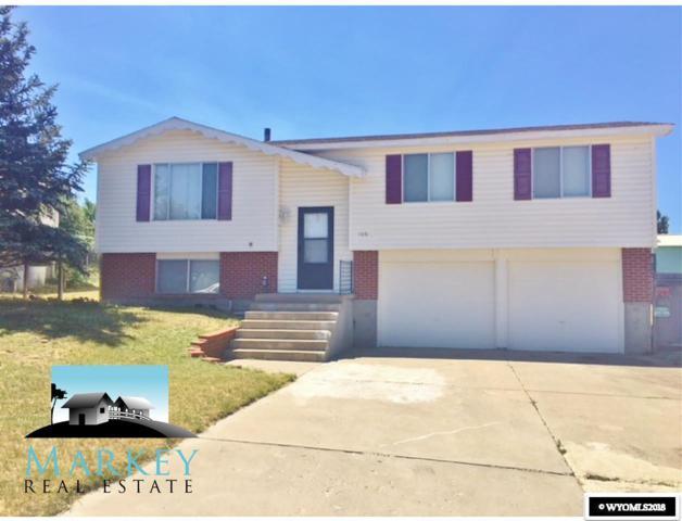106 S Clark Street, Hanna, WY 82327 (MLS #20183935) :: Lisa Burridge & Associates Real Estate