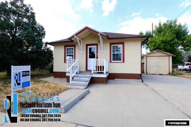 1316 E 1st Street, Casper, WY 82601 (MLS #20183938) :: Lisa Burridge & Associates Real Estate