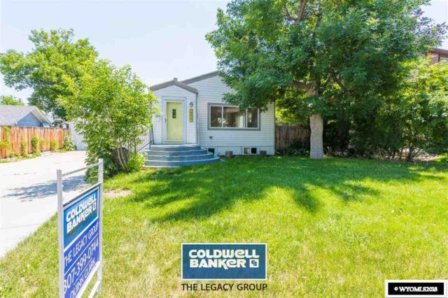 1317 S David Street, Casper, WY 82601 (MLS #20183965) :: Real Estate Leaders