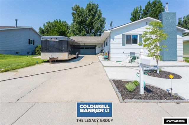 110 Sherwood Circle, Casper, WY 82609 (MLS #20183969) :: Lisa Burridge & Associates Real Estate