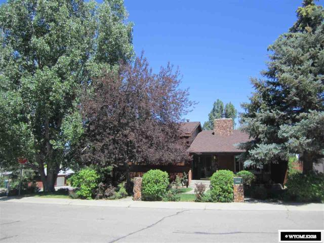 2001 Carson Street, Rock Springs, WY 82901 (MLS #20183972) :: RE/MAX The Group