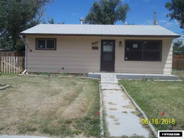 1437 Custer, Casper, WY 82604 (MLS #20183974) :: Lisa Burridge & Associates Real Estate