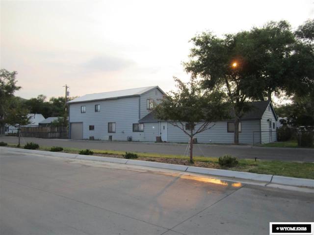 592 E 4th South Street, Green River, WY 82935 (MLS #20183990) :: Lisa Burridge & Associates Real Estate