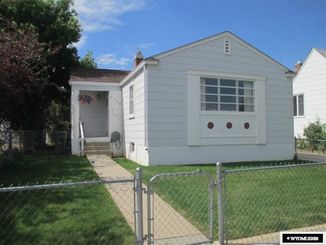 1116 Wyoming Street, Rock Springs, WY 82901 (MLS #20183994) :: Lisa Burridge & Associates Real Estate