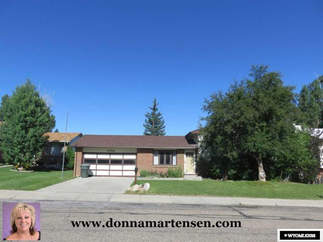 1170 Bretton, Casper, WY 82609 (MLS #20184000) :: Lisa Burridge & Associates Real Estate