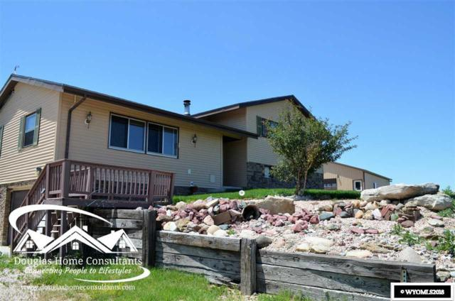 230 State Highway 93, Douglas, WY 82633 (MLS #20184001) :: RE/MAX The Group