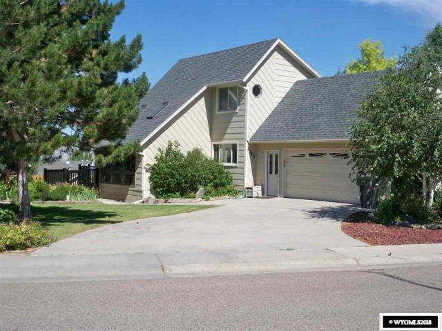 2107 Skyview Street, Rock Springs, WY 82901 (MLS #20184009) :: RE/MAX The Group