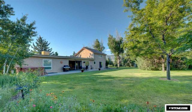 4444 Spencer Road, Casper, WY 82604 (MLS #20184015) :: RE/MAX The Group