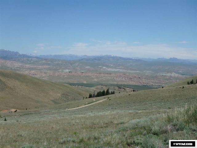 lot 65 Bachelor Creek Crt, Dubois, WY 82513 (MLS #20184022) :: Lisa Burridge & Associates Real Estate