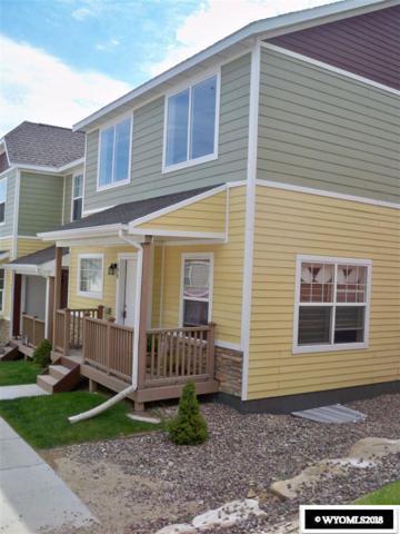 190 Fox Hills Drive, Green River, WY 82935 (MLS #20184029) :: Lisa Burridge & Associates Real Estate