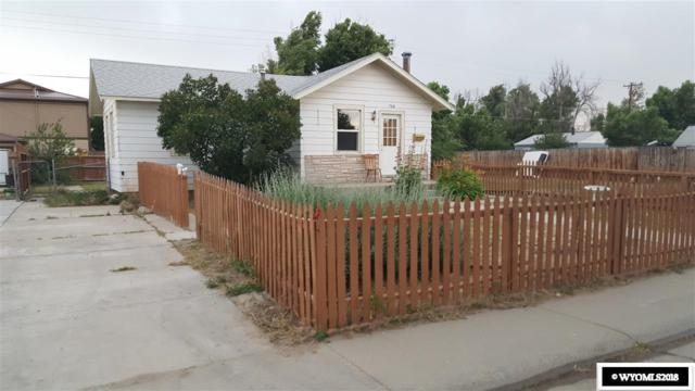 748 N Elma Street, Casper, WY 82601 (MLS #20184032) :: Lisa Burridge & Associates Real Estate