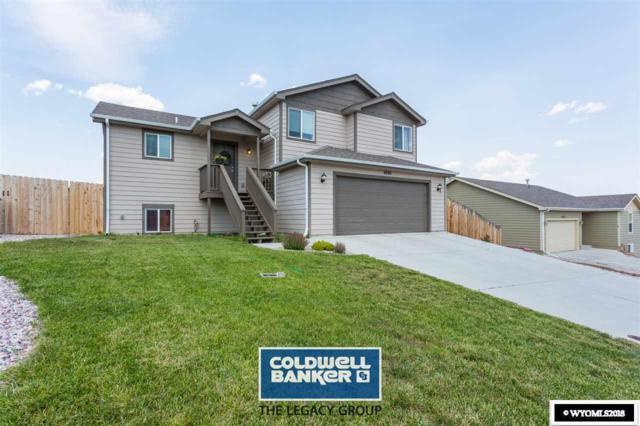 6640 South Springs Road, Casper, WY 82604 (MLS #20184034) :: Real Estate Leaders