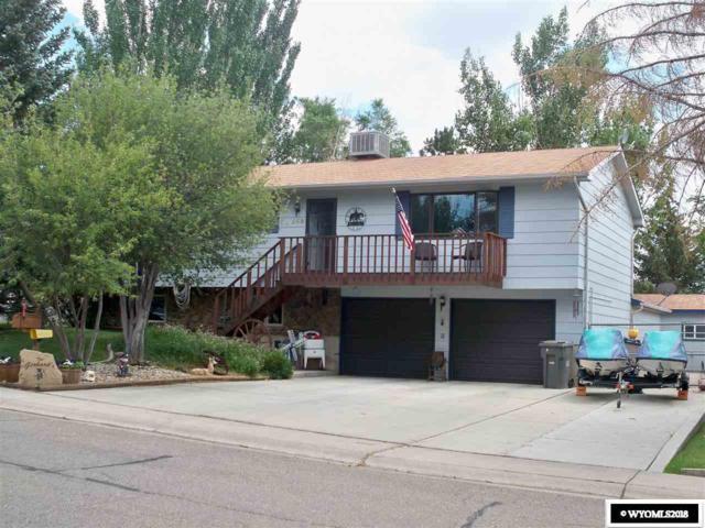 248 Tyler Street, Rock Springs, WY 82901 (MLS #20184057) :: Real Estate Leaders